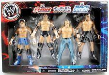WWE Jakks 4-Pack Raw Smackdown Superstars CARLITO,RANDY ORTON,EDGE, JOHN CENA
