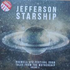 JEFFERSON STARSHIP roswell ufo festival vol 2 Foldout Sleeve  2LP NEU OVP/Sealed
