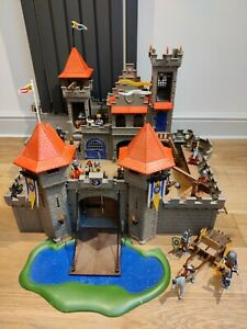 PLAYMOBIL set 3268 Knights Empire castle bundle