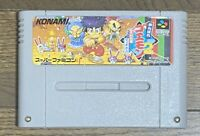Ganbare Goemon 2 Super Famicom SFC SNES Japan Nintendo Konami