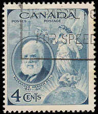 Scott # 274 - 1947 - ' Alexander Graham Bell '