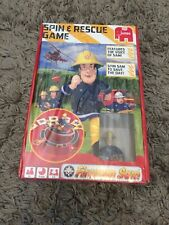 Fireman Sam Spin & Rescue Game New And Factory Sealed
