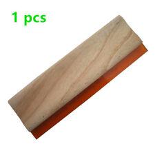 1333cm Tip Head Screen Printing Squeegee Manual Ink Scraper Wooden Durometer