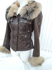 BELSTAFF OCELOT Lady Jacke blackbrown