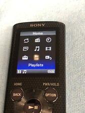 Sony 8Gb Black Walkman Mp3 Player - Nwz-E394/B