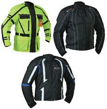 Adjustable Fit Men Cordura Exact Textile Motorcycle Jackets