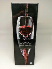 NEW Magic Decanter The Essential Red Wine Aerator