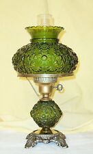 Smith / Imperial Green Daisy & Button 16 in Lamp - GTC2