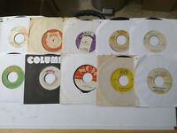 "Reggae Oldies 7"" Vinyl Single Lot #20"