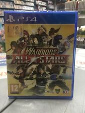 Warriors All-Star Ita PS4 NUOVO SIGILLATO