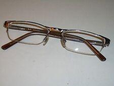 ray ban rb6002 2531 50 [] 17 sleek rectangulars eyeglass/sonnenbrille rahmen nur