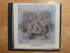 Sigi (Siegfried) Schwab  & Percussion Academia - Silversand / CD Erstpressung
