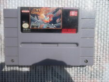 Wing commander super nintendo ntsc  retro gaming SNES authentic **