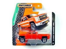 Matchbox Chevrolet Diecast Pickup Trucks