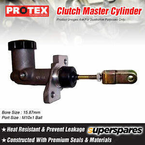 Protex Clutch Master Cylinder for Nissan Bluebird 910 Pintara R31 Skyline R31