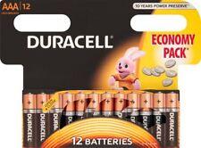 Duracell MN2400 Plus Power Type AAA Alkaline Batteries - 12 Pack