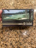 Golf Trivia Challenge Game By Best Ball Sports Custom Dice & Score Board New