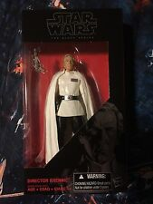 Star Wars The Black Series Director Krennic 6 inch Figure Hasbro Rogue One