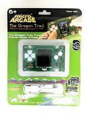 Micro Arcade Oregon Trails by Worlds Smallest!