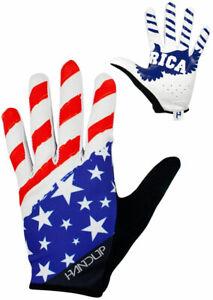 Handup Most Days Merica Full Finger Gloves | Multicolor | 2XL