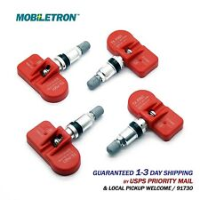 4-Pack 315MHz TPMS Tire Pressure Sensor | For Jaguar Dodge Chrysler Mazda Models