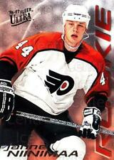 1996-97 Ultra Rookies #15 Janne Niinimaa