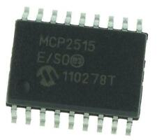 MCP2515-E/SO Integrated circuit CAN controller Channels 1 1 Mbps SO-18 SMD USA