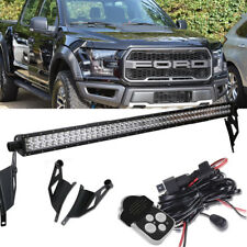 """50Inch LED LIGHT BAR W/Mount Brackets FOR Ford F150 OFF ROAD Boat 4WD VS 50"""""""