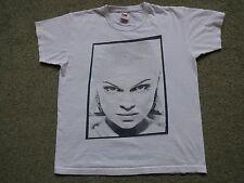 """Fruit of the Loom Niñas """"Jessie J"""" blanco de algodón camiseta de la edad de 9-11 Años. 140 CMS."""