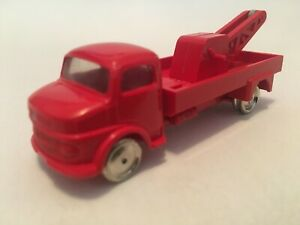Vintage LEGO Denmark 1950's Mercedes Benz Recovery Truck 1:87 Scale