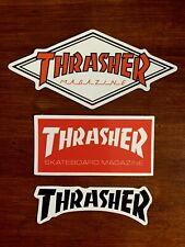 Thrasher Skateboard Magazine Sticker Stickers Vinyl Decal NEW FREE SHIPPING