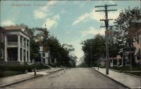 Torrington CT Prospect St. c1910 Postcard