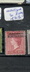 MONTSERRAT  (PP1710B)  QV  1D  SG 8    MOG