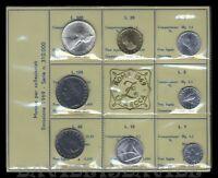 REPUBBLICA ITALIANA ITALIA - DIVISIONALE UFFICIALE MONETE LIRE ANNO 1969 - FDC