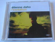 ETIENNE DAHO (CD) L'INVITATION