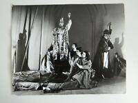 Foto Original Zoe Dominic Opera Burning Fiery Furnace Benjamin Britten