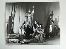 foto photo originale ZOË DOMINIC Opera Burning Fiery Furnace Benjamin Britten