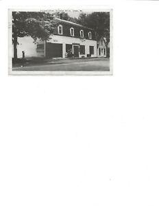 Lyman, ME Goodwins Mills Village Store Postcard