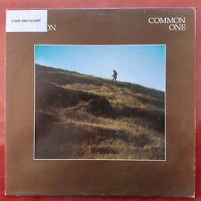 "Van Morrison ‎– Common One (Vinyl, 12"", LP, Album)"