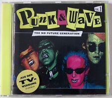 PUNK & WAVE / THE NO FUTURE GENERATION / 20 CLASSIC TRACKS / IMPORT / 1994