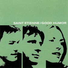 SAINT ETIENNE - GOOD HUMOR (CD, 1998, SUB POP)