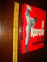 libro :IL KARATE IN 12 LEZIONI DI ENNIO FALSONI