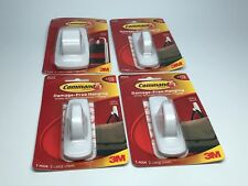 3 M Command 3 Small Hooks & 1 Large New In Package