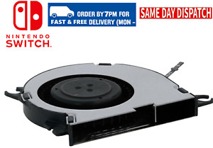 Internal fan for Switch Nintendo console cooling replacement |