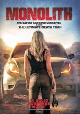 NEW Monolith (A ferocious car chase, a desert, a baby in danger - Horror DVD)