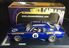 "Pioneer ""Sunoco"" 1968 Chevrolet Camaro Z-28 #6 DPR 1/32 Scale Slot Car P049"