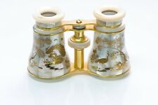 Vintage Verres Superieurs Mother Of Pearl Opera Glasses Binoculars