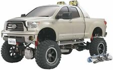 Tamiya 58415 1/10 R/C Toyota Tundra High-Lift Pick-Up 3 Speed 4WD Off Road Truck