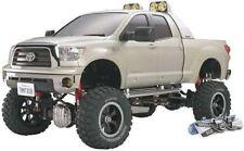 Tamiya 58415 1/10 R/C Toyota Tundra High-Lift Pick-Up 3 Speed 4WD Off Road Truck