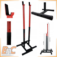 BENCH BARBELL STAND SQUAT RACK Adjustable STAND Power Press Rack UP TO 300kg